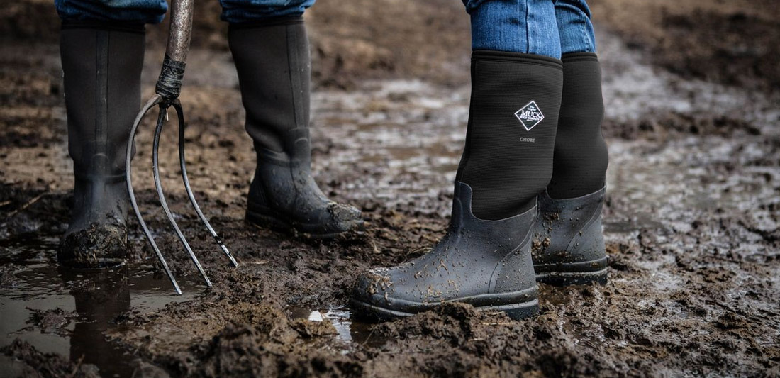 Great brands are available for boot wear!
